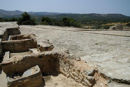 Festos Palace Site