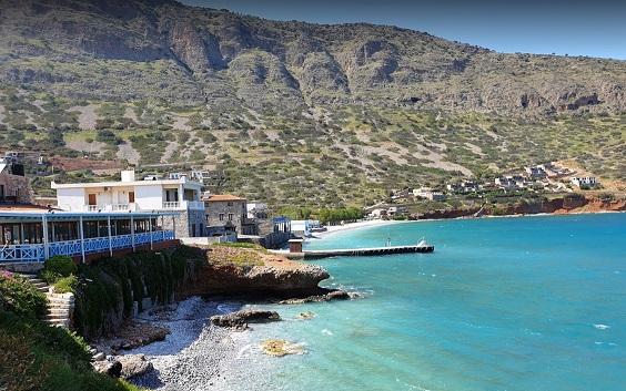 Plaka Crete Greece