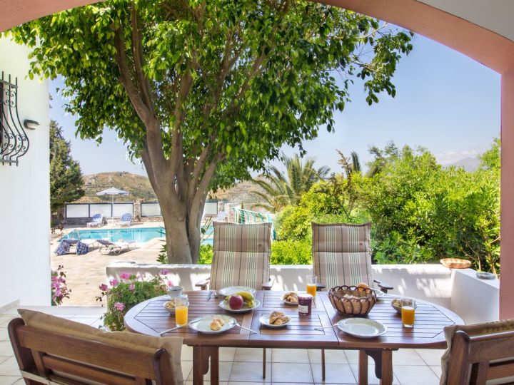 Villa Thymari near Plakias Crete