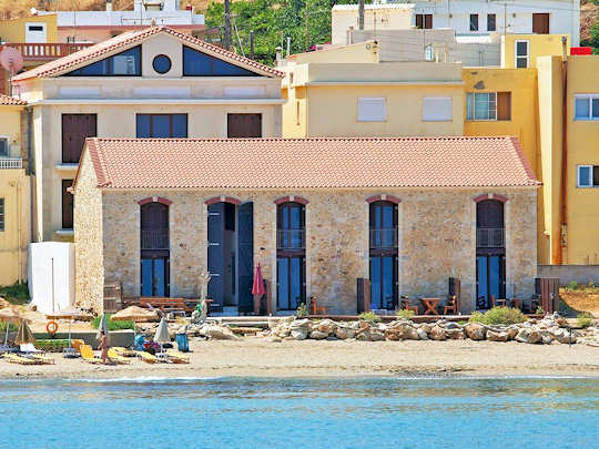 Beachfront Villas, Rethymnon