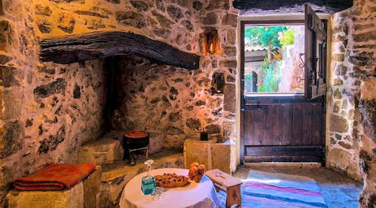 At Meronas Eco House you will have an experience of a traditional Cretan home