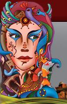 Carnival Festival Artwork