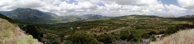 Lasithi Plateau in Crete, (photo by Sergey Stoma)