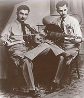 Cretan Musicians - Andreas Rodinos