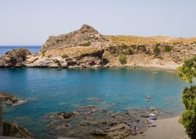 Agios Pavlos Beach, Rethymnon Crete