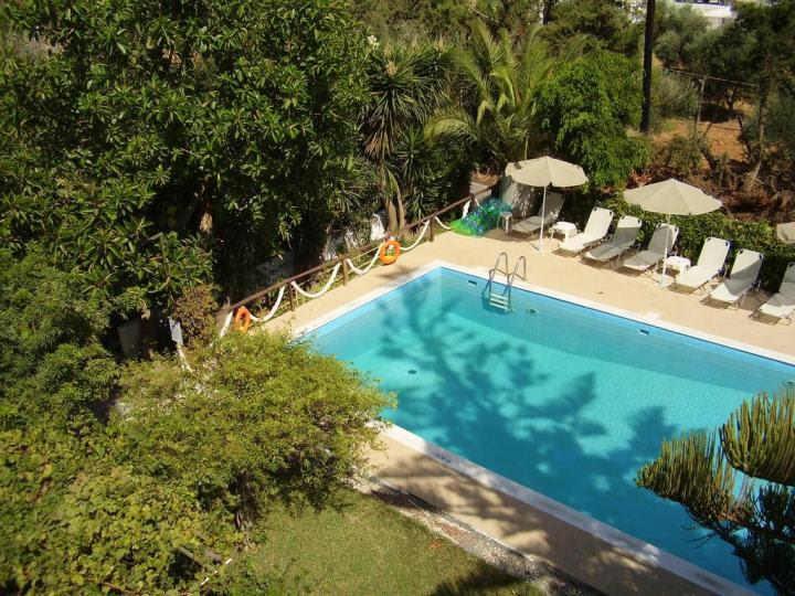 Summer Lodge, Maleme Crete