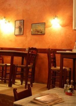 Tamam Restaurant - interior