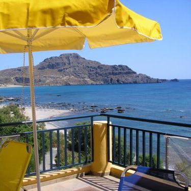 Thalassa House, Plakias Beach