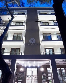 The Y Hotel Kifissia - entrance