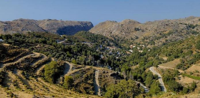 Theriso Village has a rich history, Crete