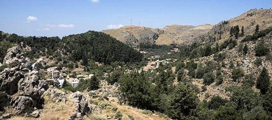 Theriso Village