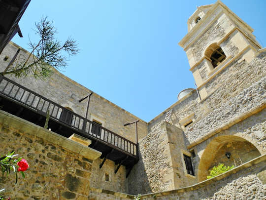 Toplou Monastery (image by Mark Latter)