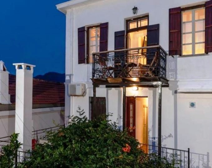 Traditional House Accommodation in Skopelos
