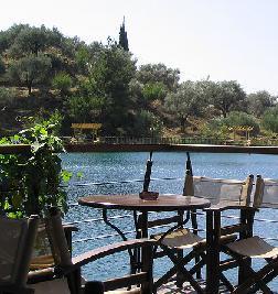 Cafes of Crete