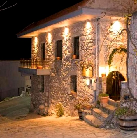 Vitaeli Guesthouse in the east of Crete