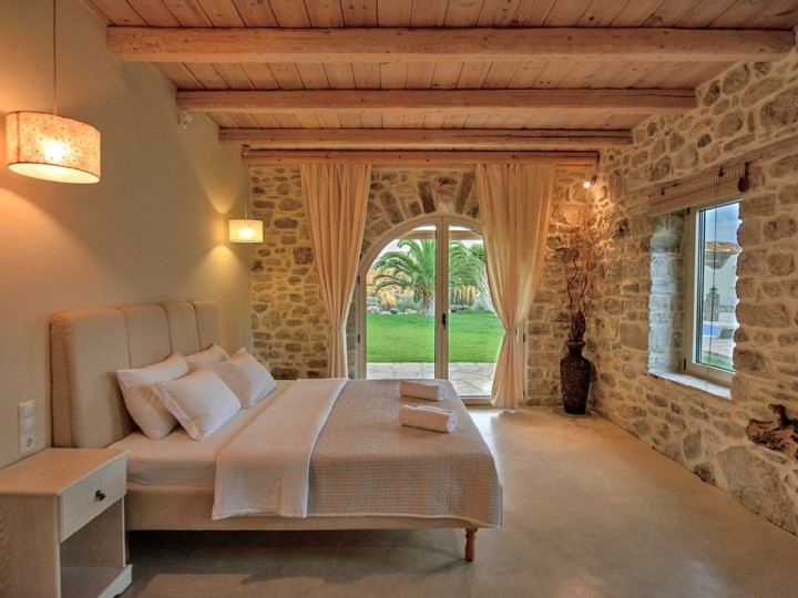 Villa Harmonia sleeps 7 in comfort