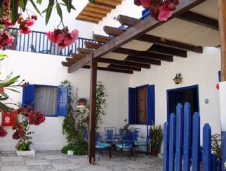 Villa Niki accommodation in Loutro Crete