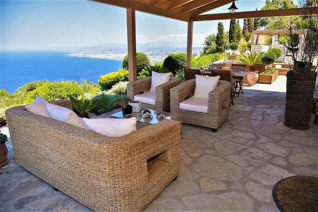 Villa Rodea near Heraklion Crete