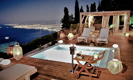 Enjoy complete privacy in this exquisite location, villa Rodea in Heraklion.