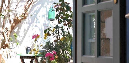 Room in Village Home - Pigi Crete