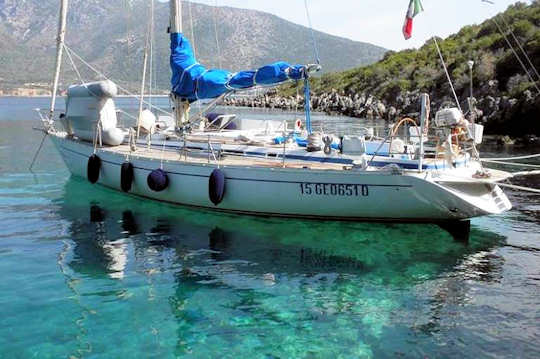 Vivisail Yacht for charter to Kythera