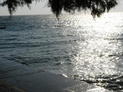 Azolimnos in the morning light