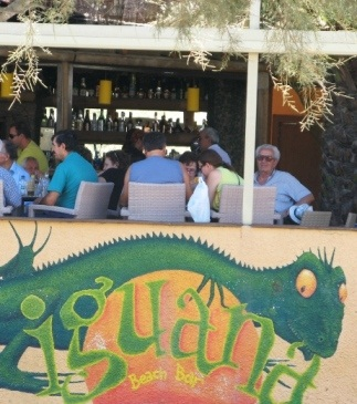 Azolimnos - Iguana Bar