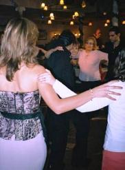 Dancing at a Cretan wedding