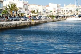 Ermoupolis Harbour