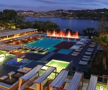 Out of the Blue Resort in Agia Pelagia, Crete