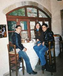 Cafe in Rethymnon