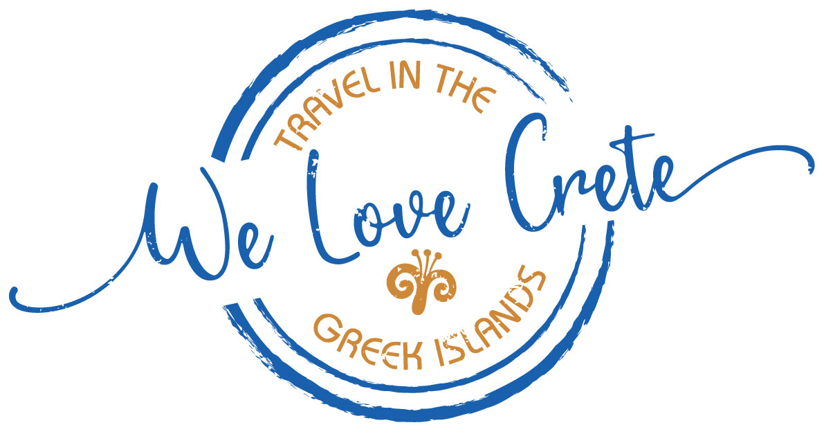 We Love Crete Logo