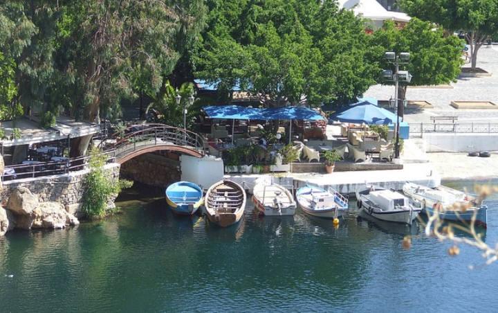 Agios Nikolaos Lakeside