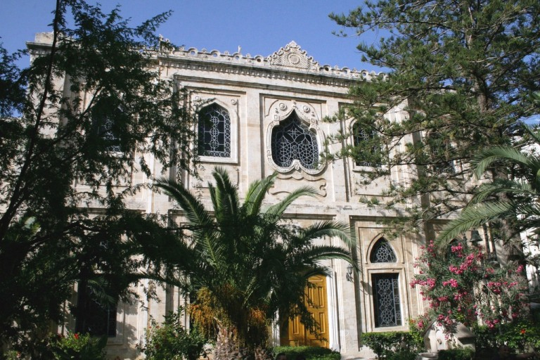 Agios Titos Church Heraklion Crete
