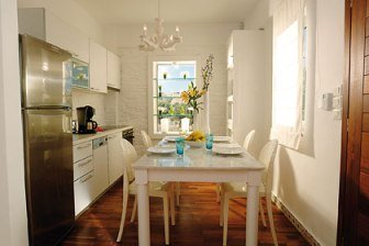 Almond Tree Villa - interior