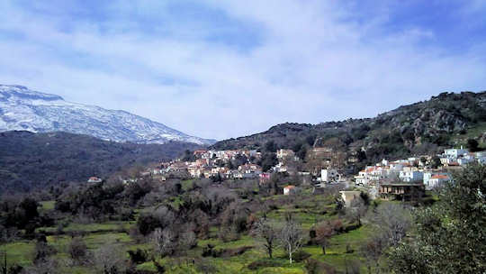 The Amari Valley in Crete is home to many small villages