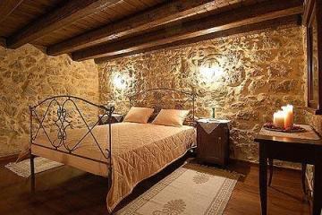 Arhontiko Studio - interior of bedroom