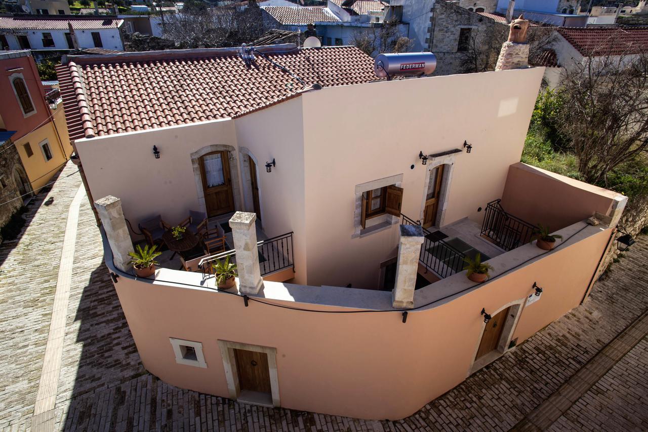Ariadne Traditional House in Margarites Village, Crete