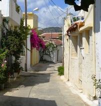 Avdou is a quiet rural village