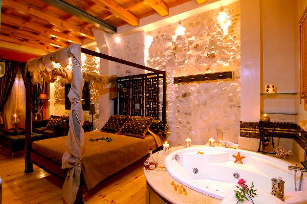 Avli Lounge Apartments, Old Town Rethymnon, Crete