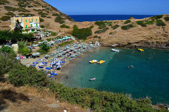 Bali Beaches Crete