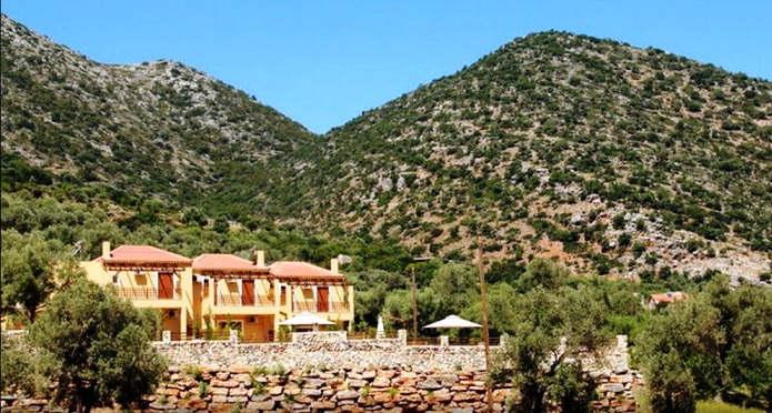 Uphoria Villas Rethymnon