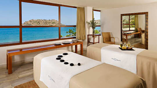 Enjoy a massage on holiday for complete relaxation