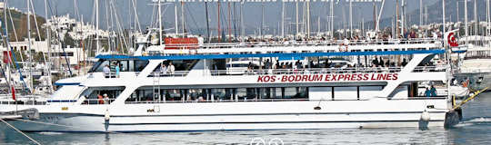 Bodrum Express Ferry