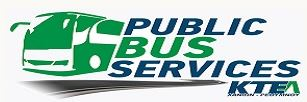 Bus Travel in Chania and Rethymnon - central and west of Crete - logo