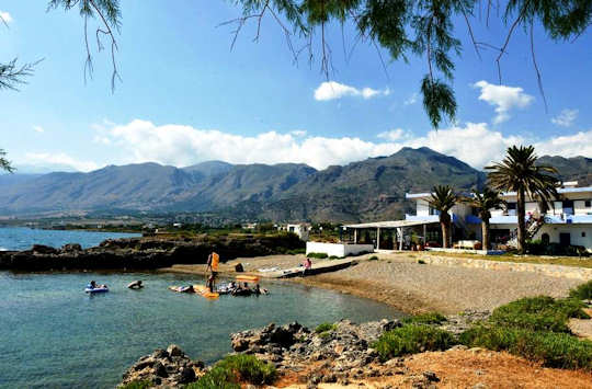 Coral Guesthouse, Frangokastello Crete