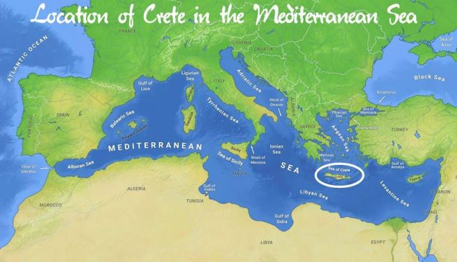 Getting to and from Crete