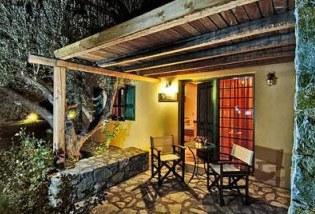 Eleonas Eco-Village - cabin exterior