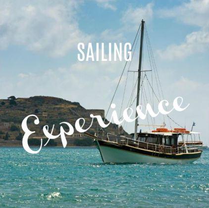 Sail from Agios Nikolaos to Spinalonga Island, Crete