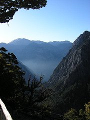 Samaria Gorge in Chania